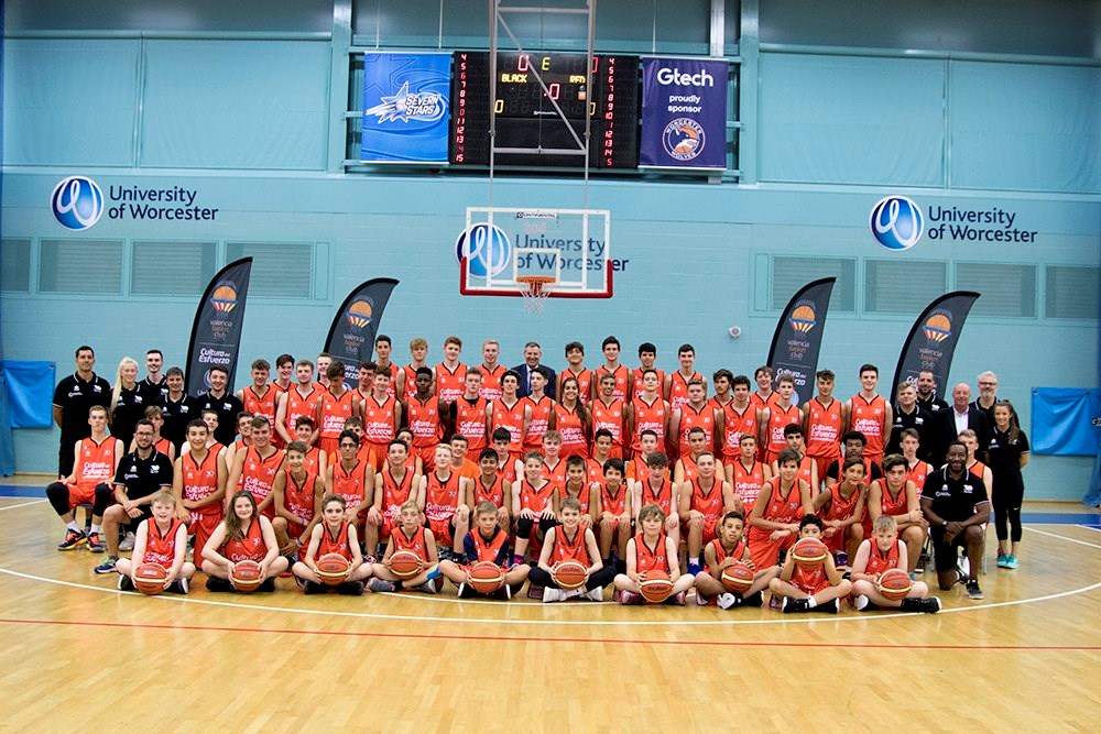 Valencia International Basketball Camp