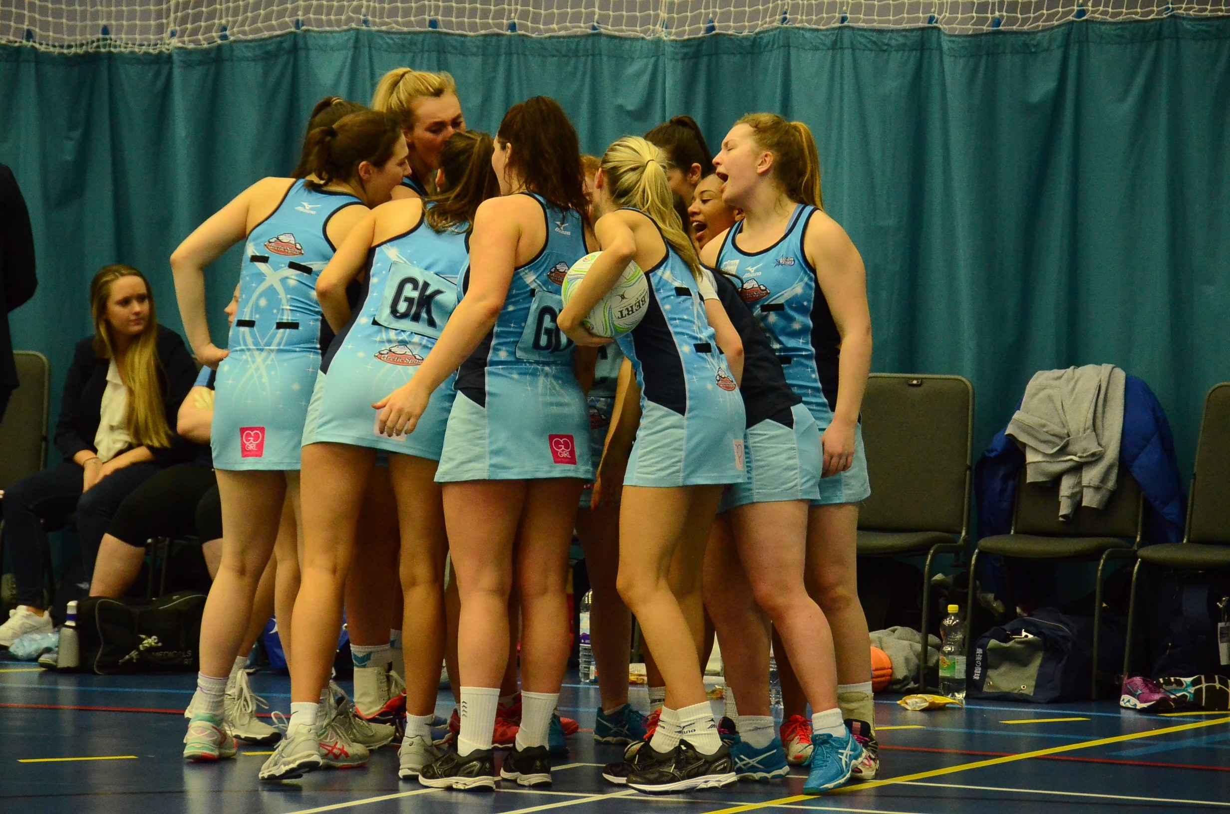 Severn Stars Netball Trials